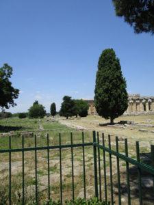 scavi archeologici campania