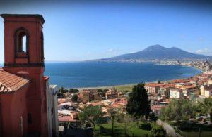 Vesuvian Inn Hotel vista mare Campania