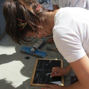scavo archeologico simulato