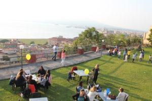 Feste e cerimonie giardino vista mare Campania