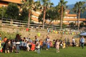 Cerimonie giardino vista mare Campania