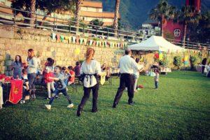 Feste in giardino Hotel Vesuvian Inn Castellammare di Stabia