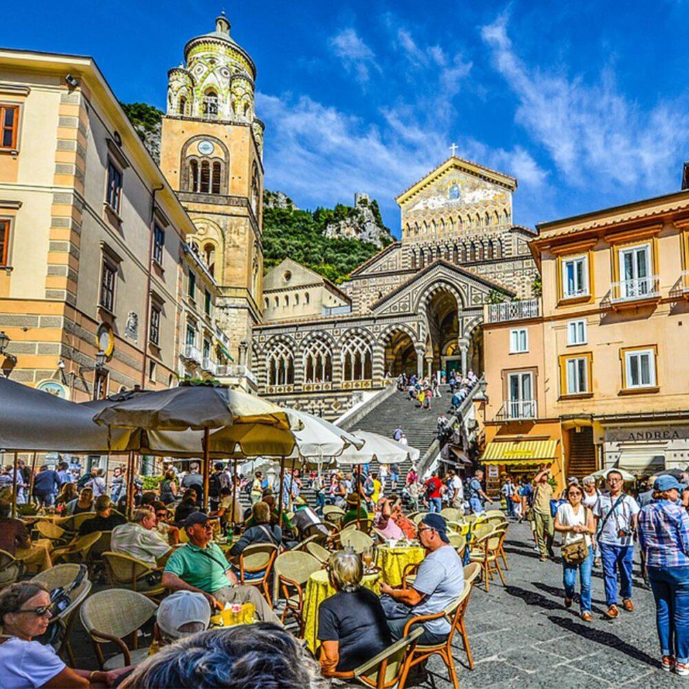 Tour Costiera Amalfitana- Amalfi- Vesuvian in tour