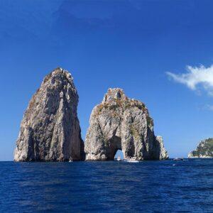 Crociera Capri tour Faraglioni Vesuvian in Tour
