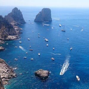 Minicrociera Faraglioni Capri tour
