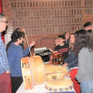 Laboratorio musica popolare Vesuvian Inn Hotel