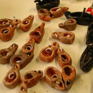 Laboratorio ceramica antica Vesuvian Inn Hotel